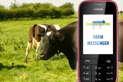 Messager Dairymaster